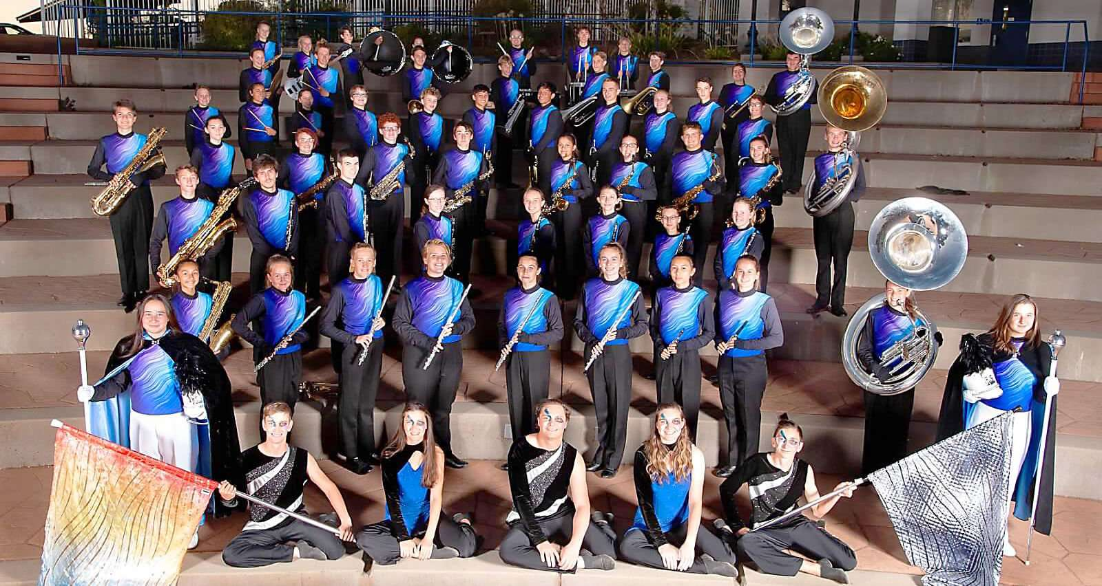 2019 El Dorado Cougar Marching Band